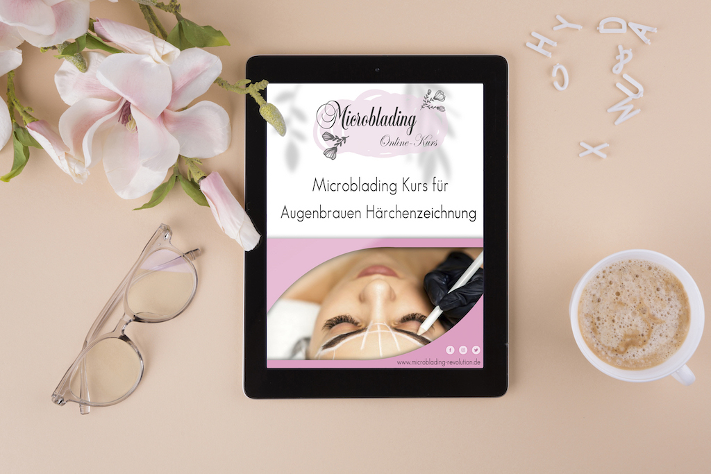 Microblading Online-Kurs 3D Cover 1024px